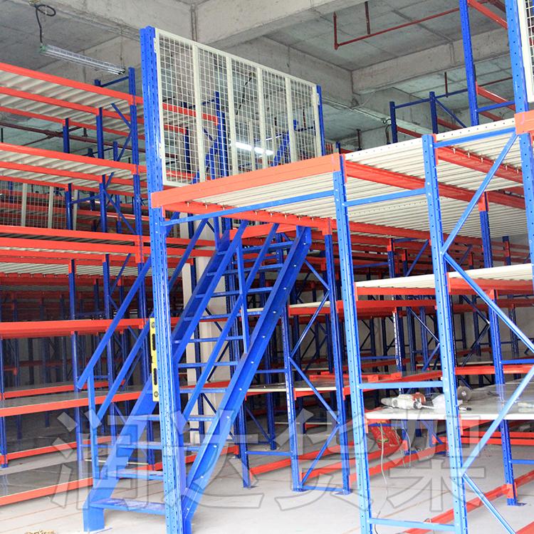 润达浅谈仓库服装货架行业的发展方向