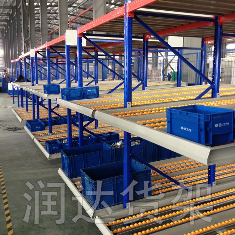 深圳货架订做可配合电子标签的存储货架