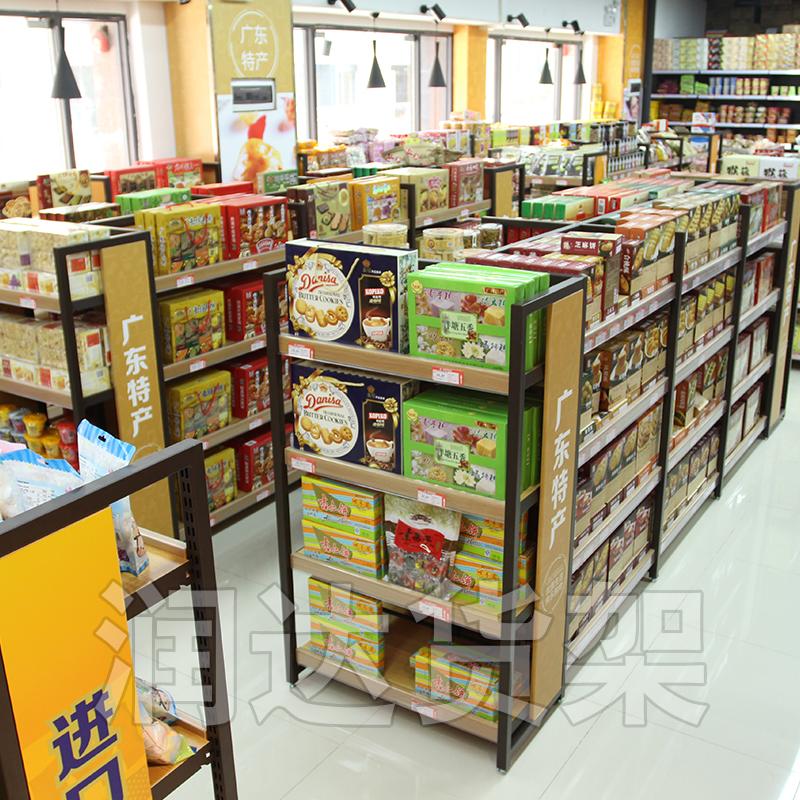 润达超市货架的安装方法大揭秘--广州货架