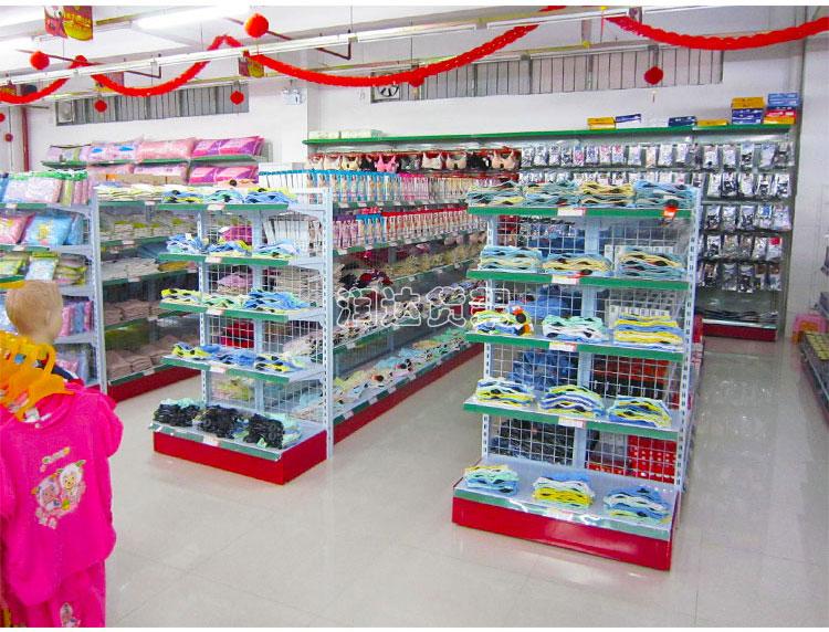 小超市货架