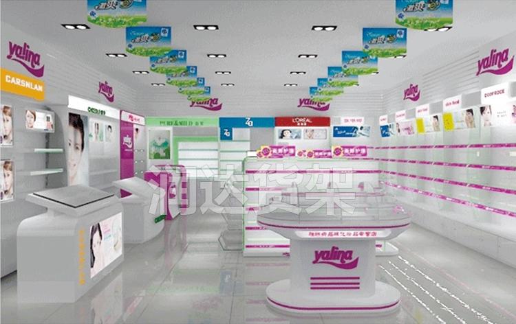 精品化妆品柜 004