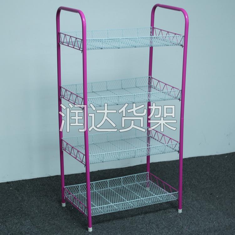 超市货架如何设计更有优势