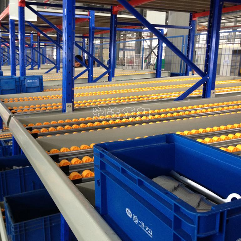 ·自动化仓储货架使用安全小常识