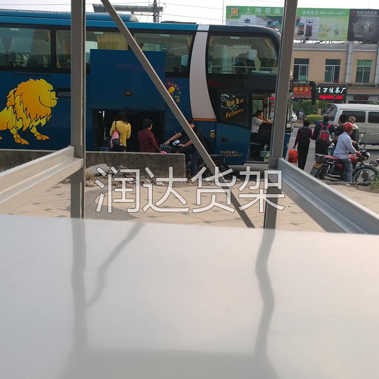 广州仓库中型货架结构介绍