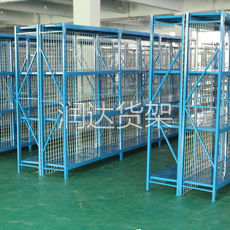 仓库物料架的安装设计细节浅析2012-5-31
