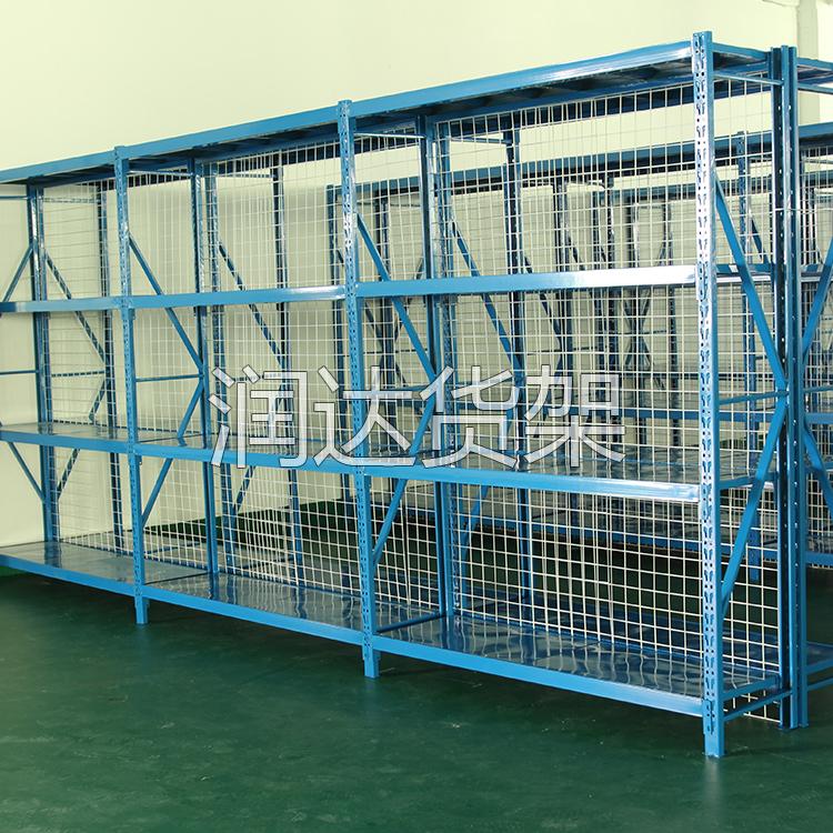 仓库存放架的安装设计细节浅析