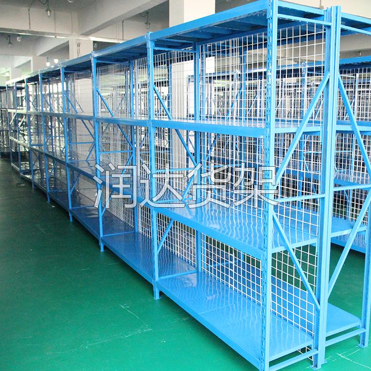 货架图片丨轻型仓储货架产品