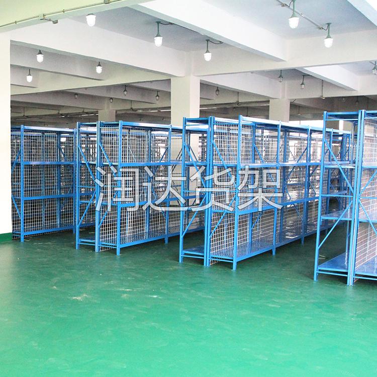 广东仓库立体货架支撑梁,货架的好哥们-润达厂家