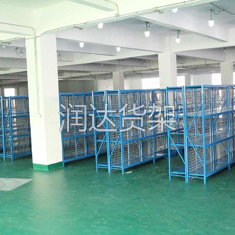 如何选购合适自己仓库的仓储货架.