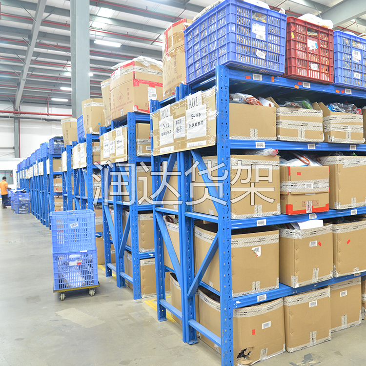2009中国商店仓储货架的发展概况