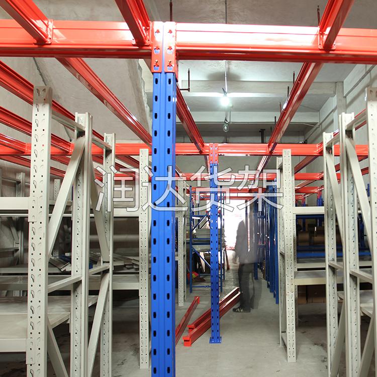质量好、价格优惠、存储率高的仓库铁货架,润达就是我们的骄傲!