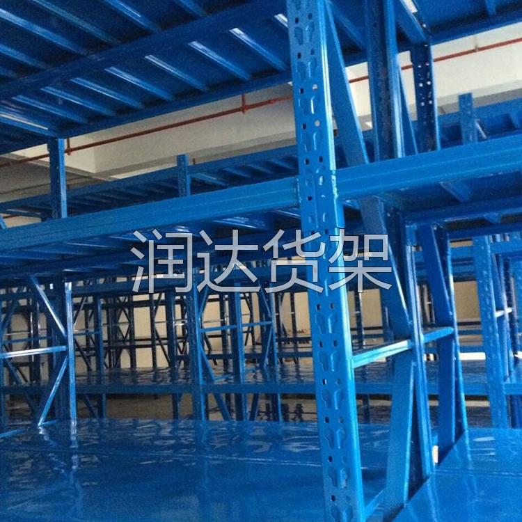 重型仓储物流货架的在使用中性质