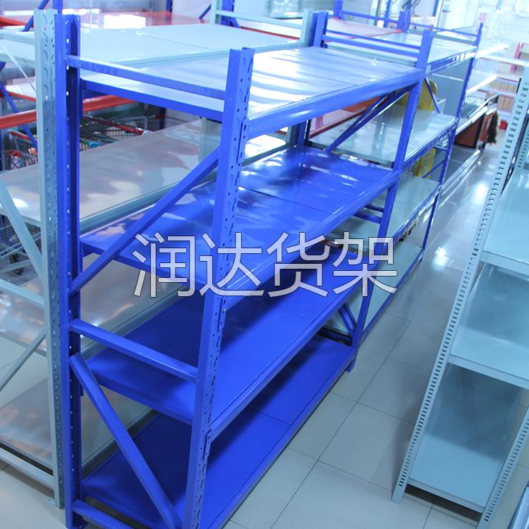 提升仓储货架扩大行业发