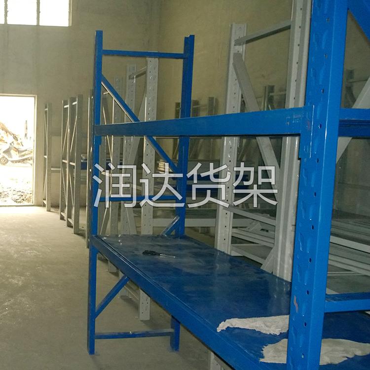 中山电器厂阁楼平板货架,润达为你节省成本,带来仓库2倍的收益!