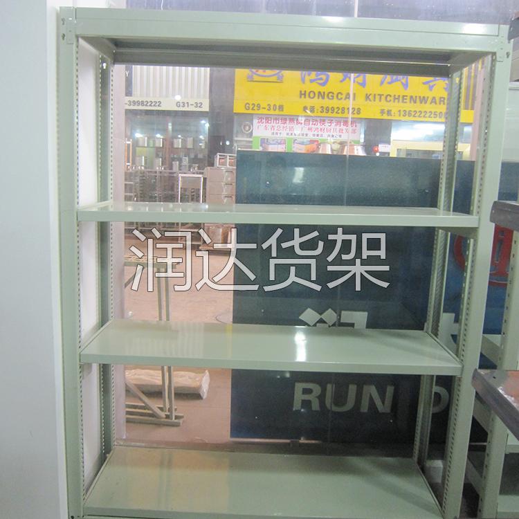 广州润达仓储货架加强筋介绍.