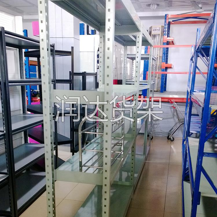 分析目前如何有效使用仓储物流货架