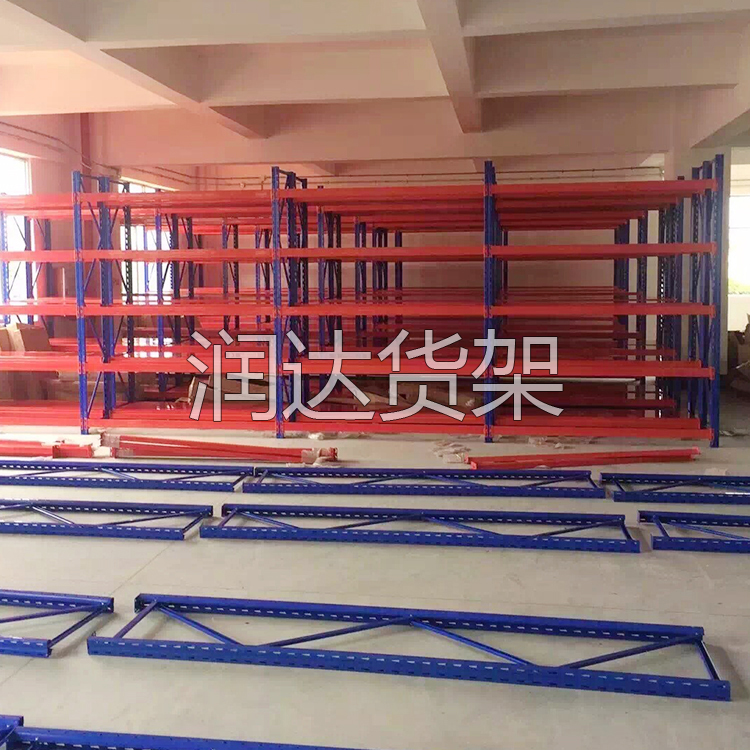 广州物料货架常用的几种类型