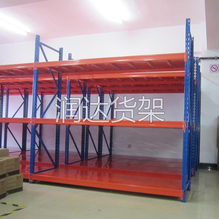 广州世胜货架告诉你仓库铁货架的作用