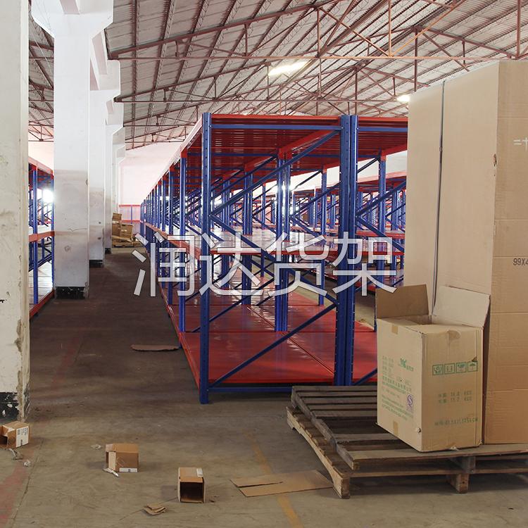 滚动仓库用货架常规检查的准备工作