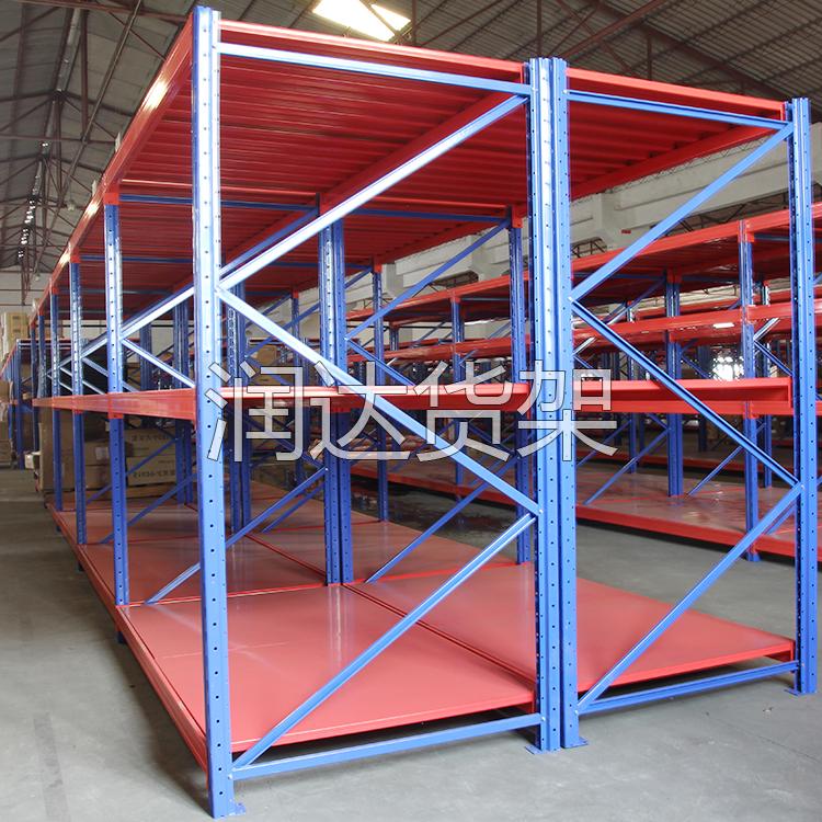 广州仓储货架具备哪些作用