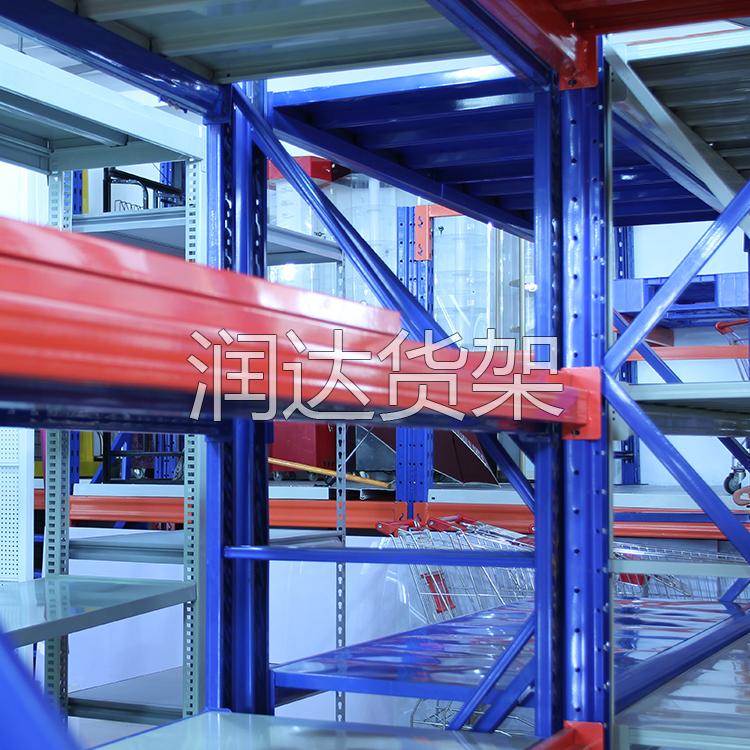 广州货架厂家给您食品级表面处理的五层货架