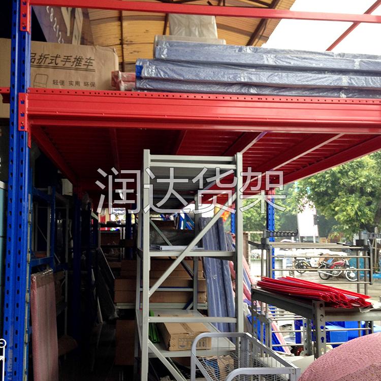 ·润达货架厂介绍仓储设备的日常管理