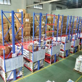 广州货架行业的可移动式货架你了