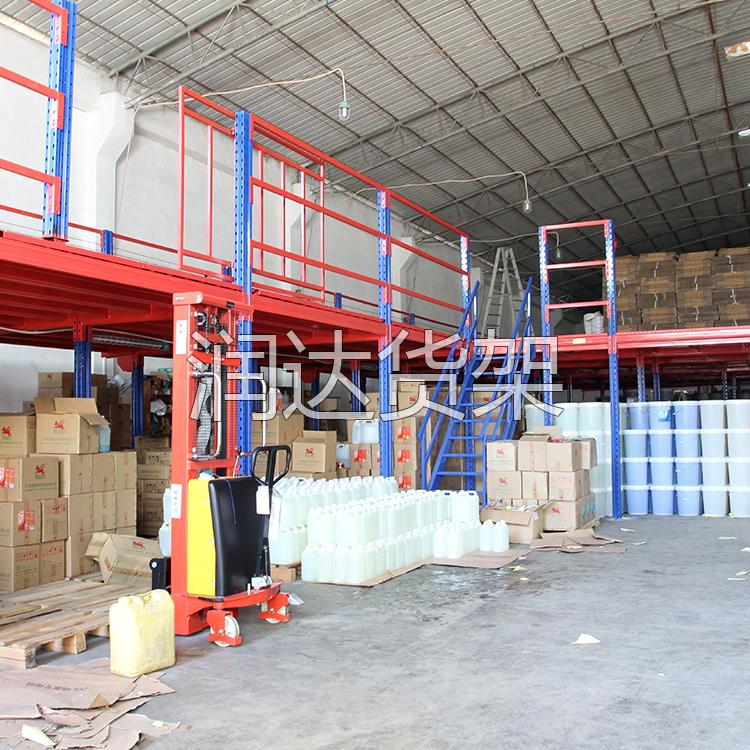 货架知识:4s店货架的主要特点