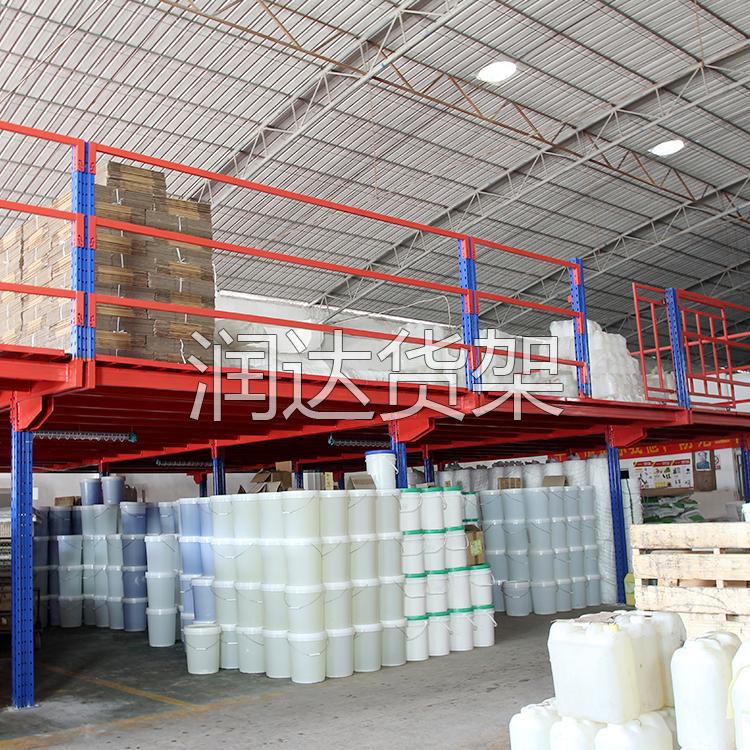 如何正确的采购广州阁楼货架?