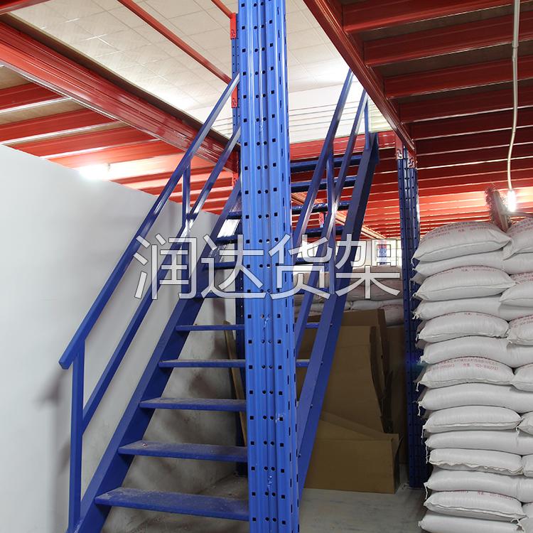 广州阁楼货架的主要特点和功能介绍