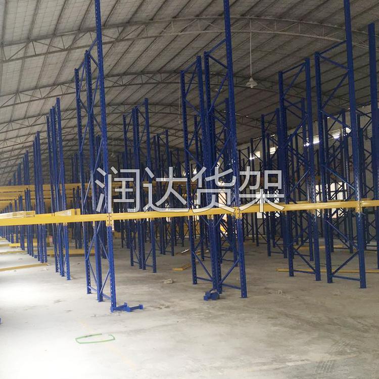 解析横梁式货架的钢材结构工艺流程