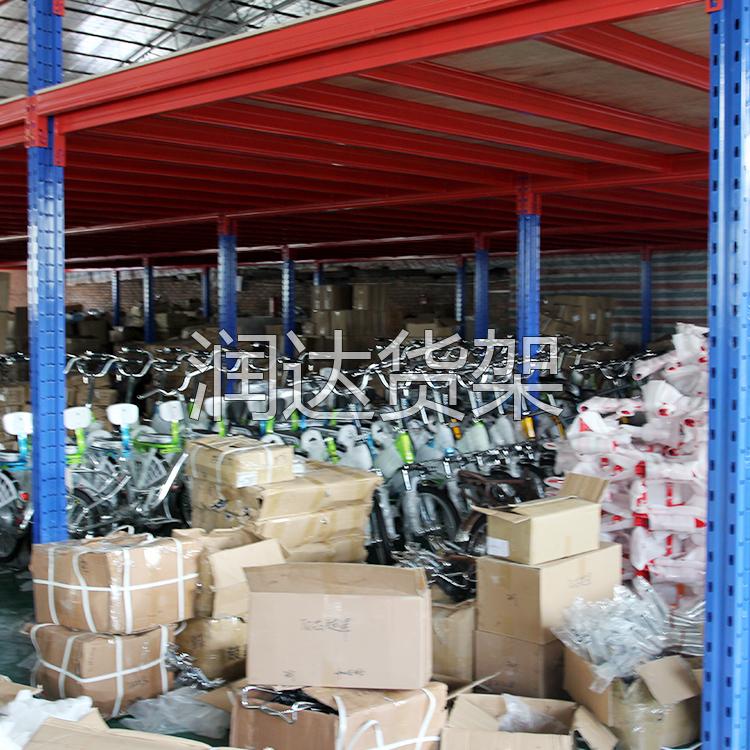 根据仓储产品选仓储货架 润达让你省钱、更省心
