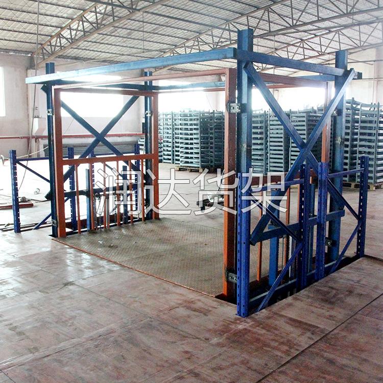 广州平台钢网是怎样组成的?