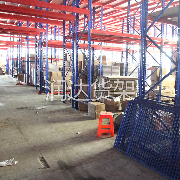 广州润达阁楼式货架的作用特点介绍