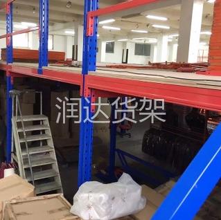 阁楼货架的作用和重要性
