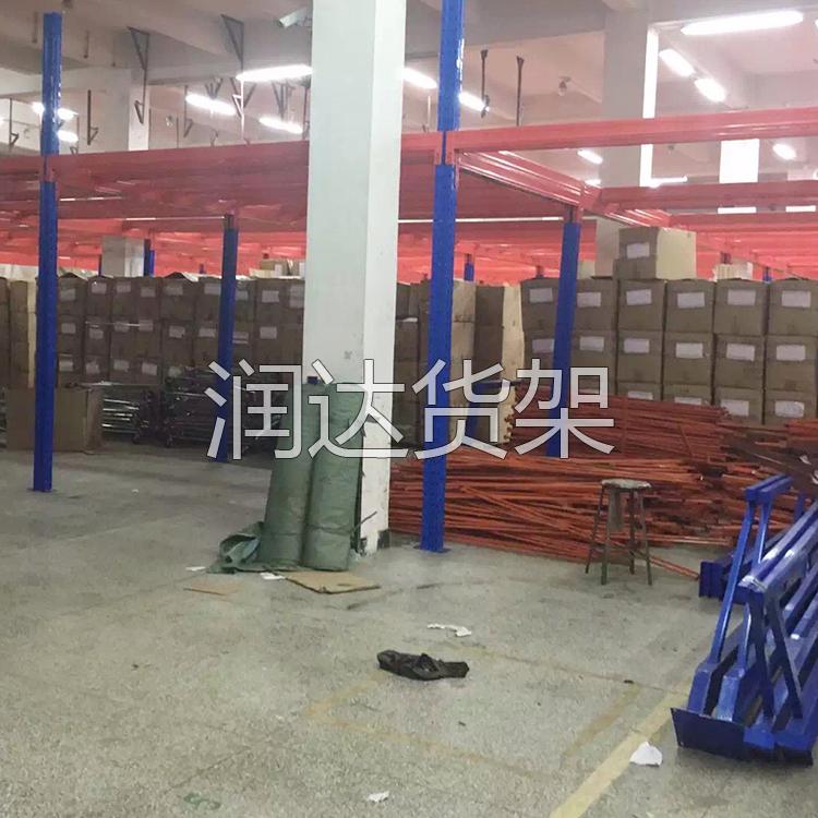 广州润达货架教您认识货架中的阁楼货架