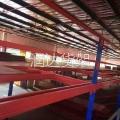 货架知识:自动化立体库的生产制作工艺