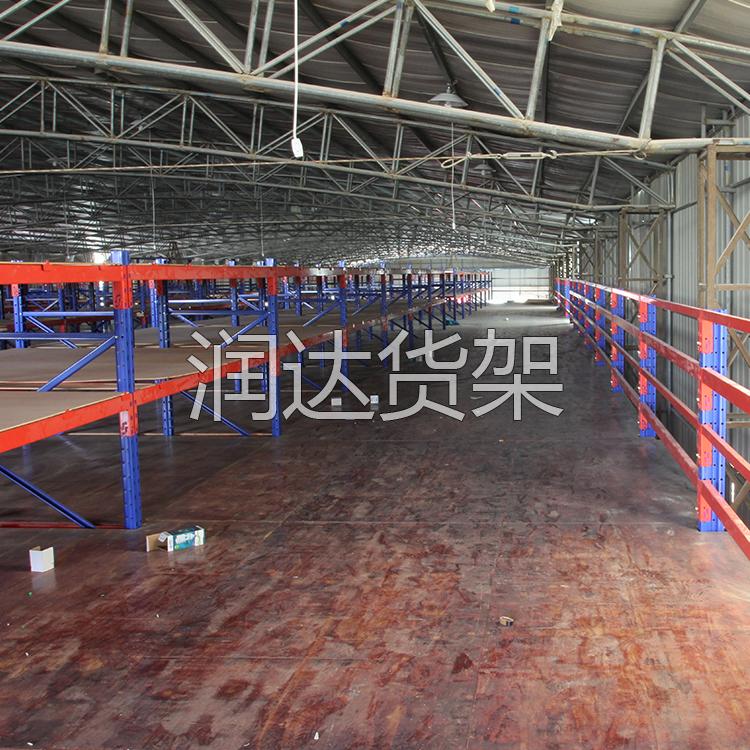 仓库规划中如何做钢仓储阁楼货架设计?2011-9-26