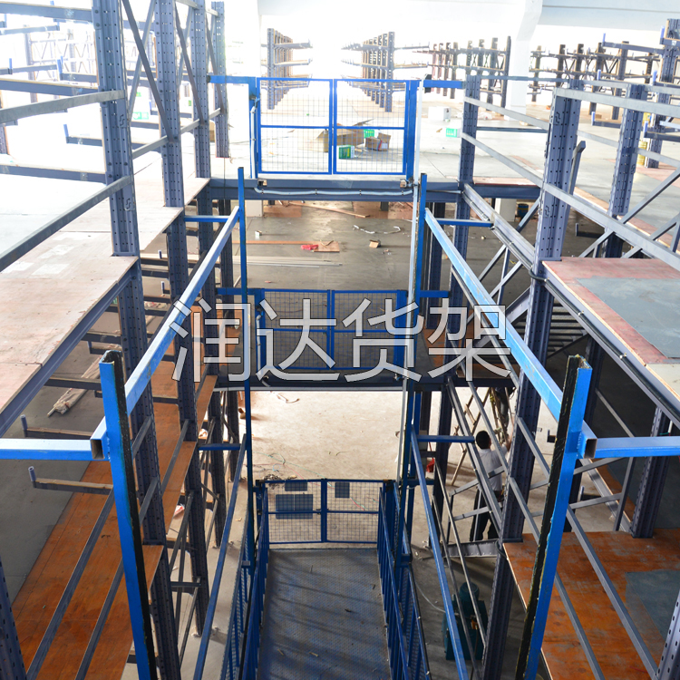 ·做到怎样针对阁楼重型货架剖析