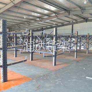 钢平台的安装及使用范围