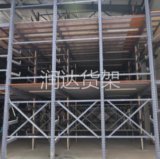 阁楼式货架的结构应符合的要求