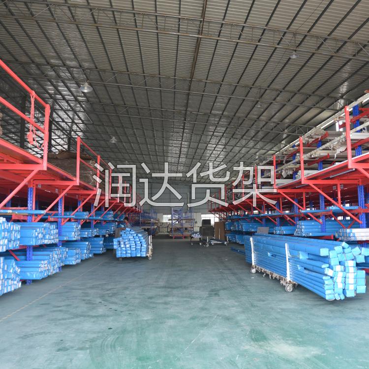 深圳工厂仓库仓储阁楼货架定制,润达厂家十年专卖