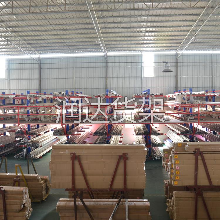 库房货架使用中细节部件的特点介绍2012-6-27