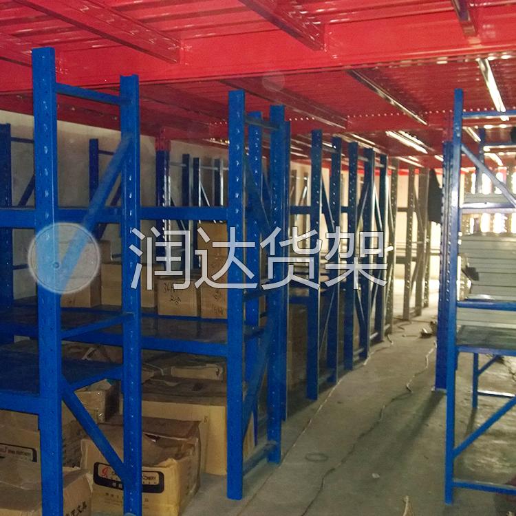 次重型货架结构浅析2012-4-1