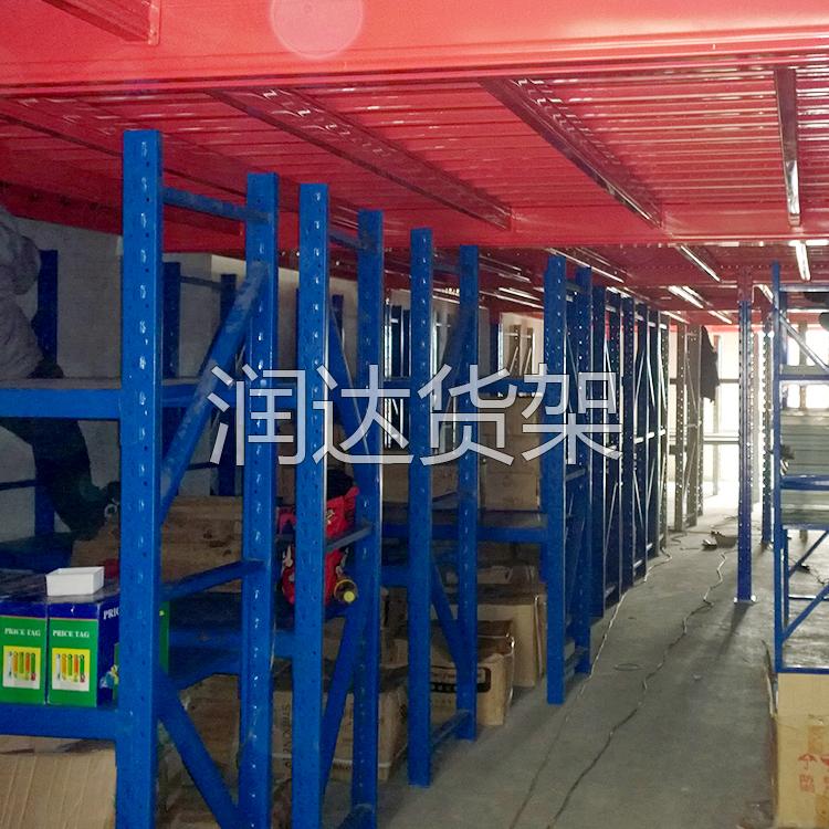 电器厂仓储方案 佛山客户就是任性,就爱选润达货架