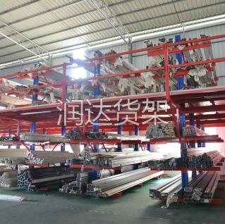 阁楼是货架:悬臂仓储货架的特长