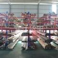 阁楼式货架安装方法