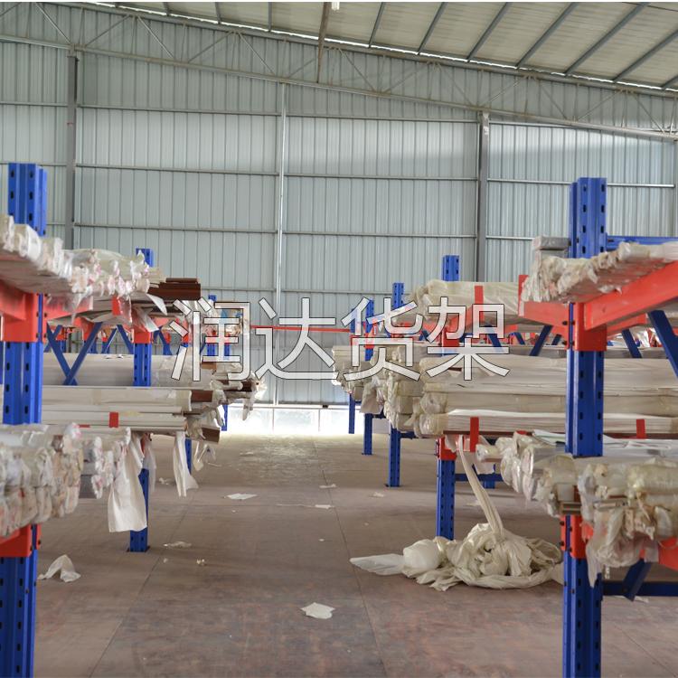 三层钢搜平台网产品特点和层载重因素 广州润达货架厂