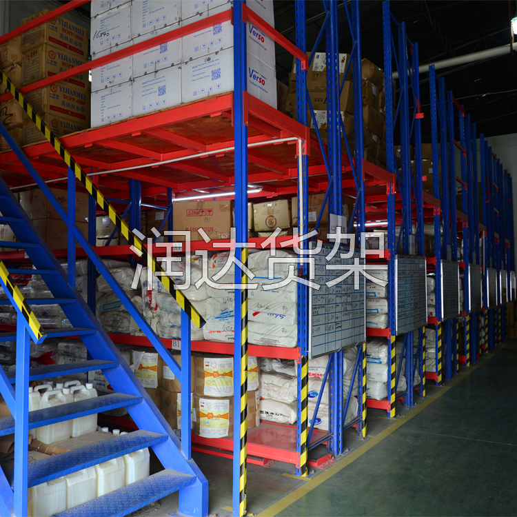 增加仓储空间,润达小零件货架可以帮你