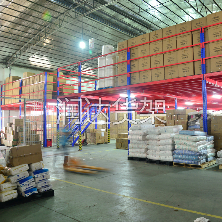 你的仓库你做主,广东货架阁楼厂家还得是润达好
